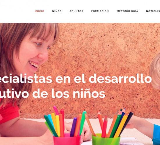 Logopedia Madrid comienza el curso escolar con una nueva página web